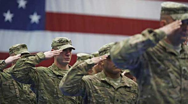 america military1