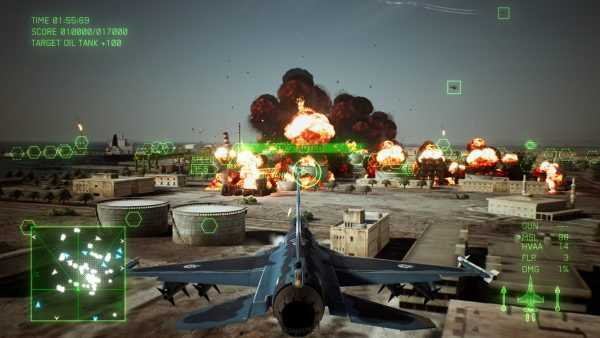 Ace Combat 7 Skies Unknown Jagatplay PART 1 161