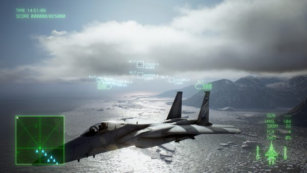 Ace Combat 7 Skies Unknown Jagatplay PART 1 195