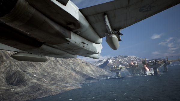 Ace Combat 7 Skies Unknown Jagatplay PART 1 207