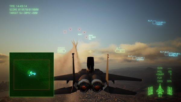 Ace Combat 7 Skies Unknown Jagatplay PART 1 244