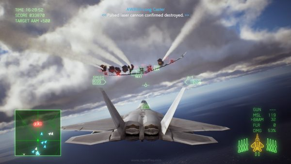 Ace Combat 7 Skies Unknown Jagatplay PART 1 291