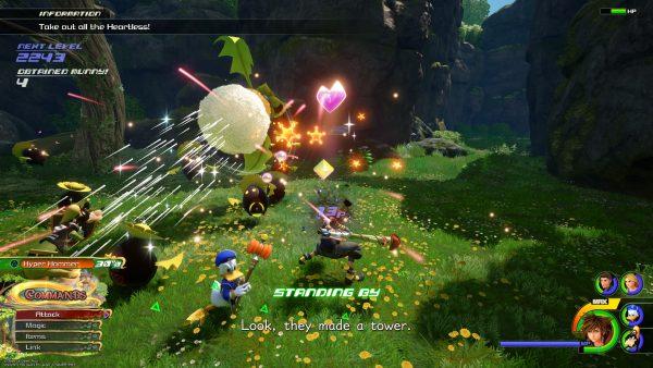 Kingdom Hearts 3 jagatplay part 1 174