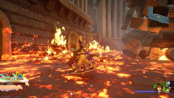 Kingdom Hearts 3 jagatplay part 1 19