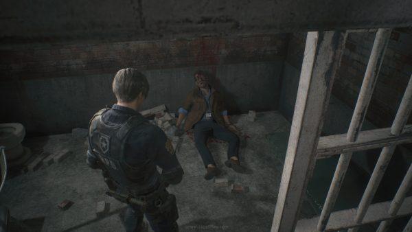 Resident Evil 2 Remake jagatplay part 1 116