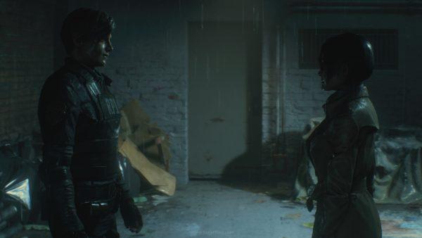 Resident Evil 2 Remake jagatplay part 1 132