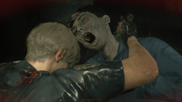 Resident Evil 2 Remake jagatplay part 1 153