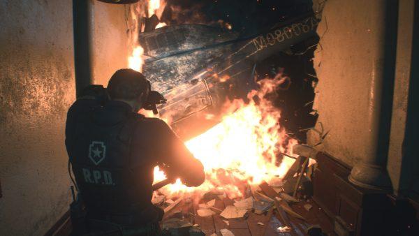 Resident Evil 2 Remake jagatplay part 1 54