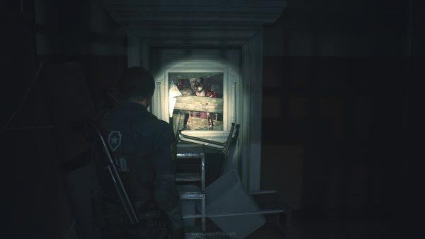 Resident Evil 2 Remake jagatplay part 1 95