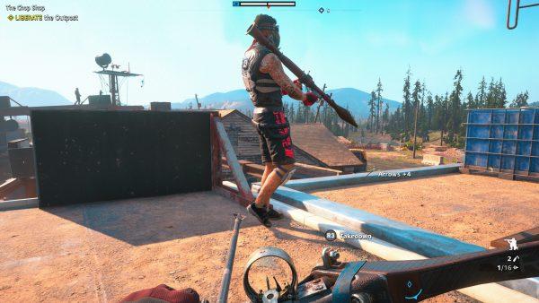 Far Cry New Dawn jagatplay part 1 141