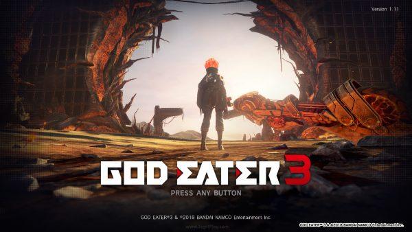 God Eater 3 jagatplay part 1 44
