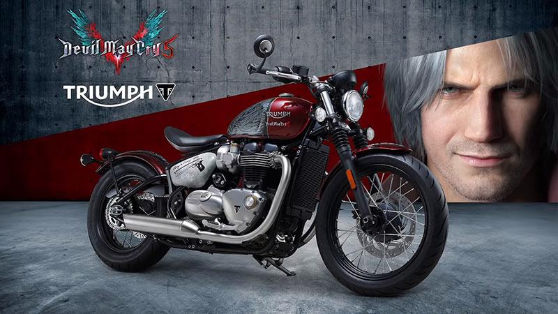 dante motorcycle