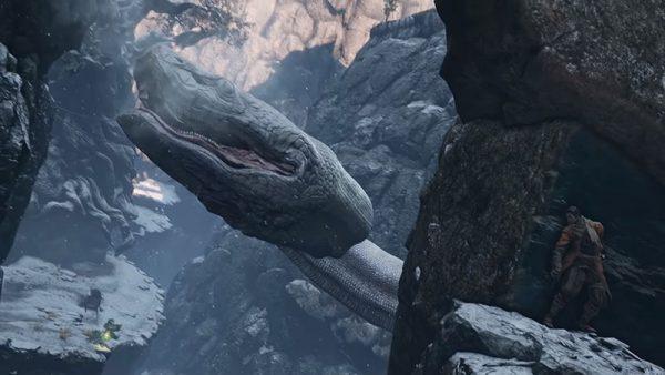 sekiro great serpent