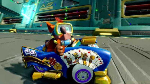 Crash Team Racing customization