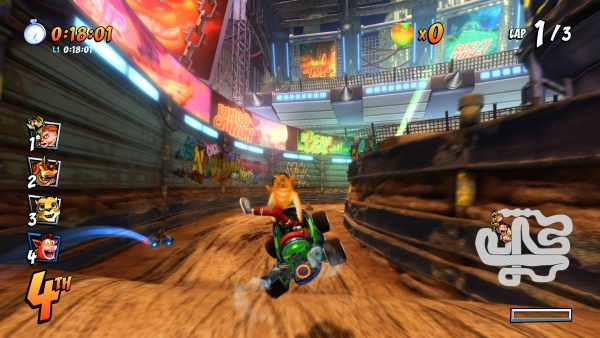 Crash Team Racing Nitro Fueled jagatplay part 1 87