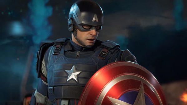 cap marvels avengers