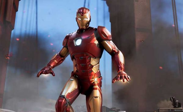 iron man marvels avengers
