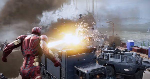 gambar game marvel's avenger Game Pc Yang Akan Segera Rilis