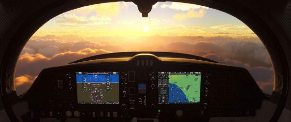 microsoft flight simulator2