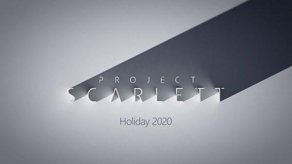 project scarlett 2020 xbox