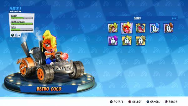 Crash Team Racing Nitro Fueled jagatplay part 1 139