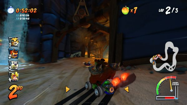 Crash Team Racing Nitro Fueled jagatplay part 1 78