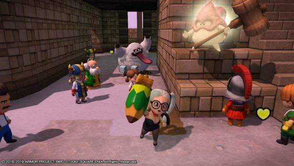 Dragon Quest Builders 2 PART 2 jagatplay 96 1