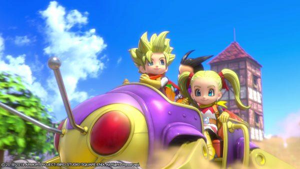 Dragon Quest Builders 2 jagatplay part 1 11