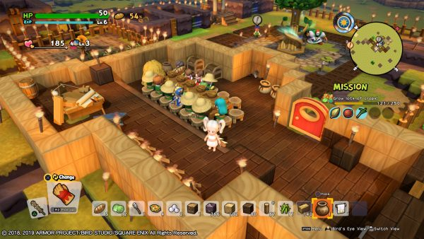 Dragon Quest Builders 2 jagatplay part 1 113