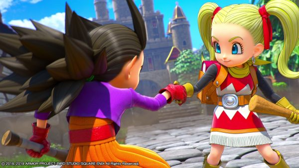 Dragon Quest Builders 2 jagatplay part 1 13