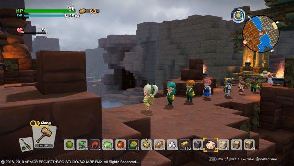 Dragon Quest Builders 2 jagatplay part 1 156