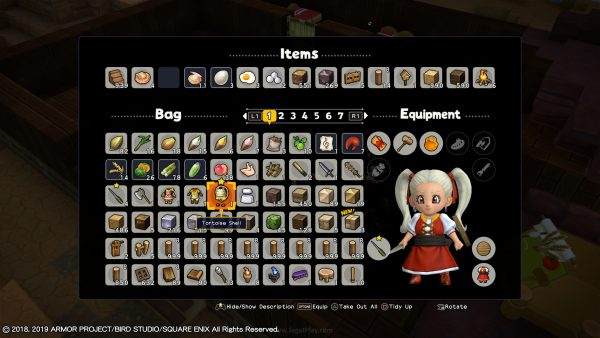 Dragon Quest Builders 2 jagatplay part 1 178