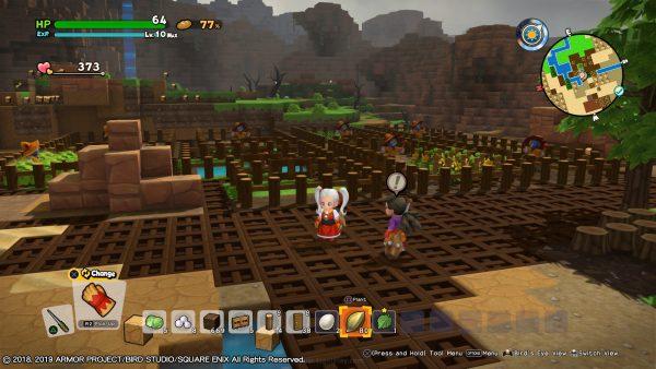 Dragon Quest Builders 2 jagatplay part 1 180