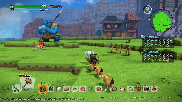 Dragon Quest Builders 2 jagatplay part 1 185