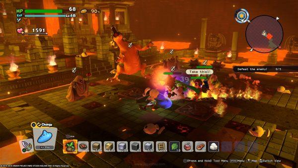 Dragon Quest Builders 2 jagatplay part 1 234