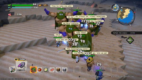Dragon Quest Builders 2 jagatplay part 1 250