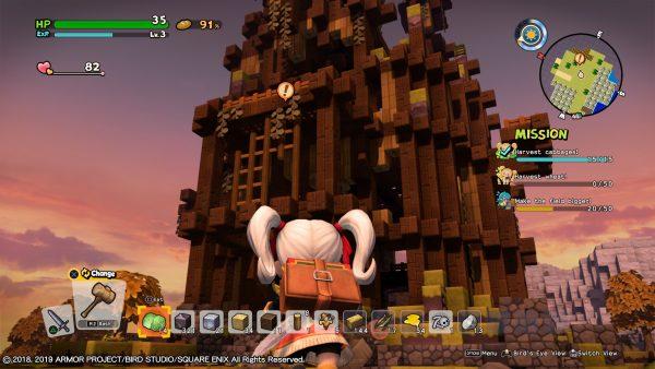Dragon Quest Builders 2 jagatplay part 1 69