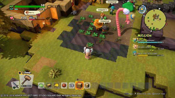 Dragon Quest Builders 2 jagatplay part 1 77