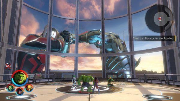 Marvel Ultimate Alliance 3 PART 1 jagatplay 114
