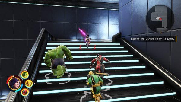 Marvel Ultimate Alliance 3 PART 1 jagatplay 153