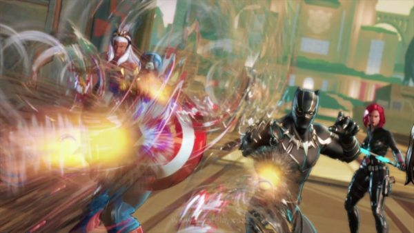 Marvel Ultimate Alliance 3 PART 1 jagatplay 217