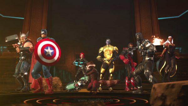 Marvel Ultimate Alliance 3 PART 1 jagatplay 221