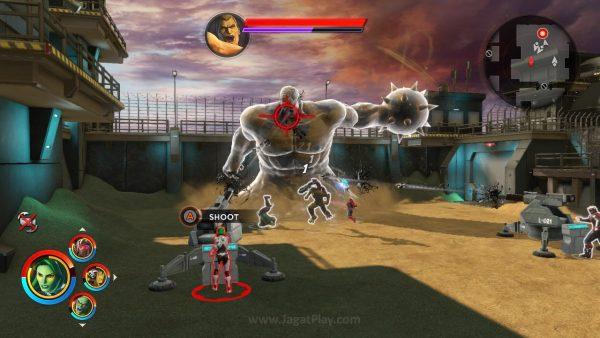 Marvel Ultimate Alliance 3 PART 1 jagatplay 26