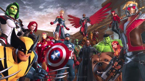 Marvel Ultimate Alliance 3 PART 1 jagatplay 37