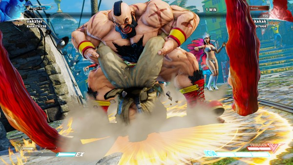 Street Fighter V jagatplay part 2 39