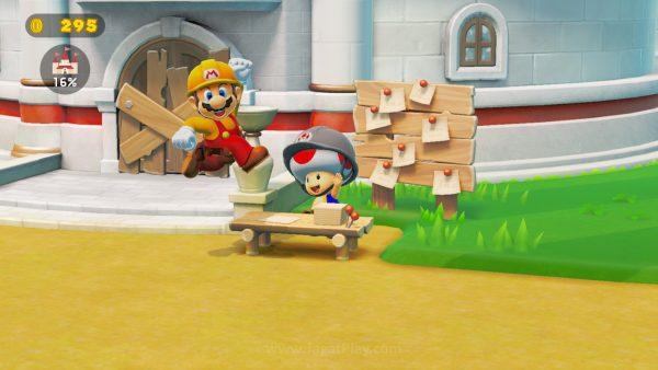 Super Mario Maker 2 jagatplay 183