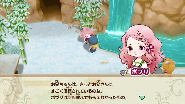 story of seasons mineral town new
