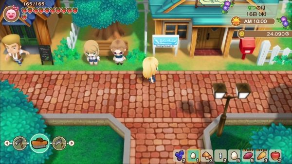 story of seasons mineral town new8