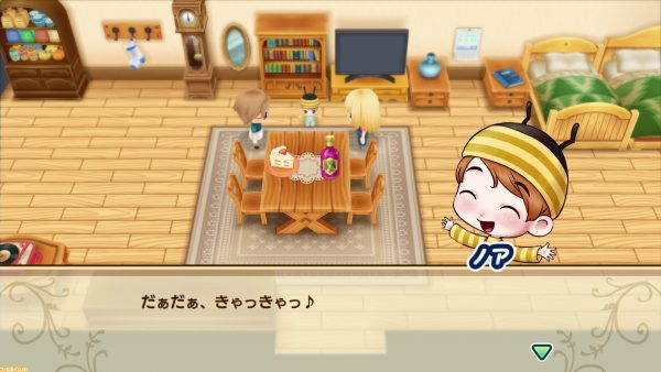 story of seasons mineral town4