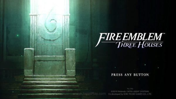 Fire Emblem Three Houses jagatplay PART 1 1